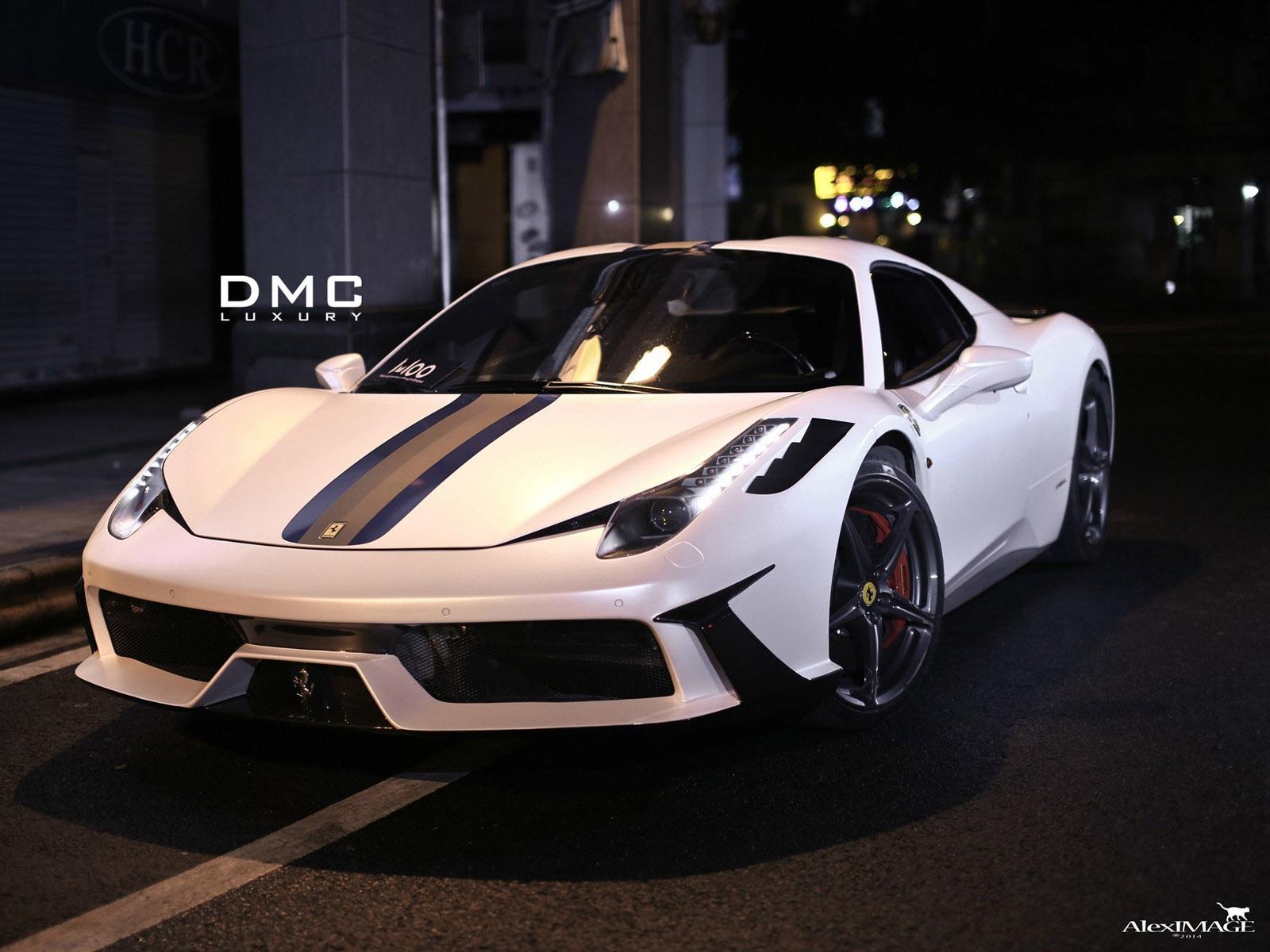 2014 DMC-Design Ferrari 458 Italia MCC Edition