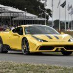 2014 Ferrari 458 Speciale UK