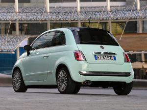 Fiat 500 cult 2014