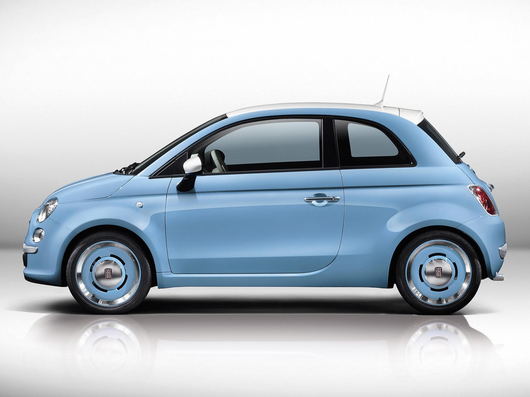 Fiat 500 Vintage 1957 Concept 2014 - Photoscar