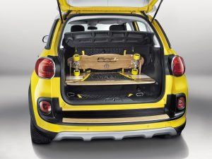 2014 Fiat 500l Trekking Street Surf Concept