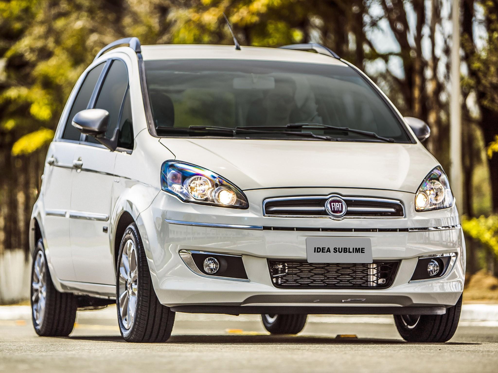 2014 Fiat Idea Sublim