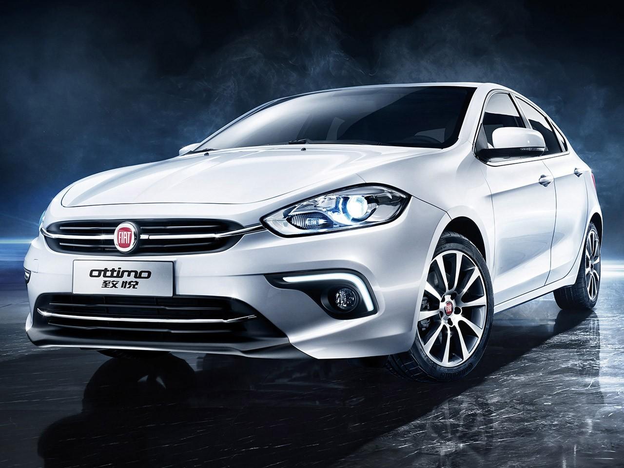 2014 Fiat Ottimo
