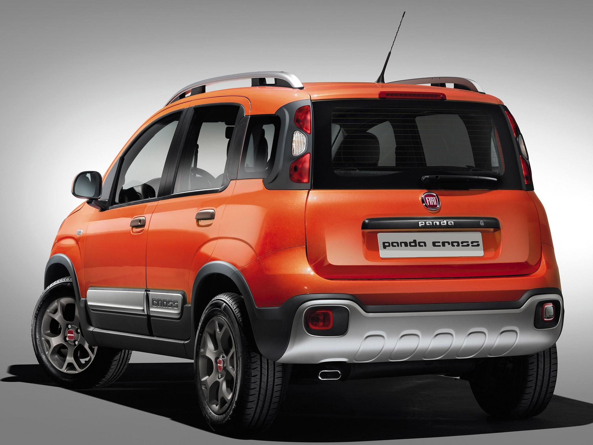 Fiat Panda Cross 2014 - Photoscar