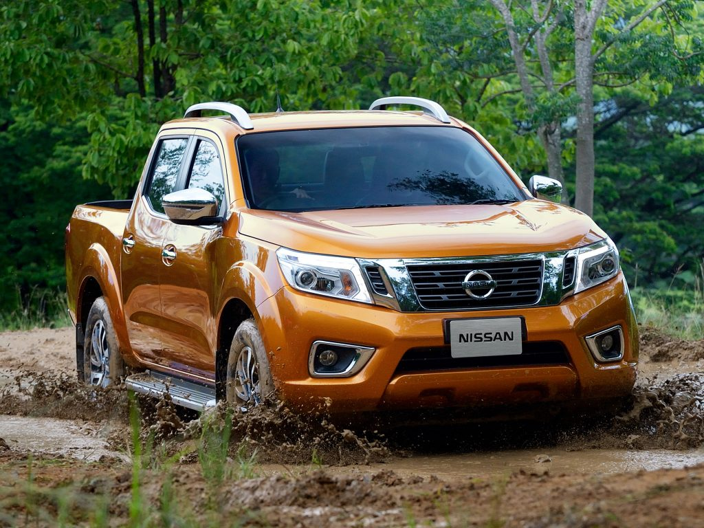 2014 Nissan NP300 Navara-double Cab TH