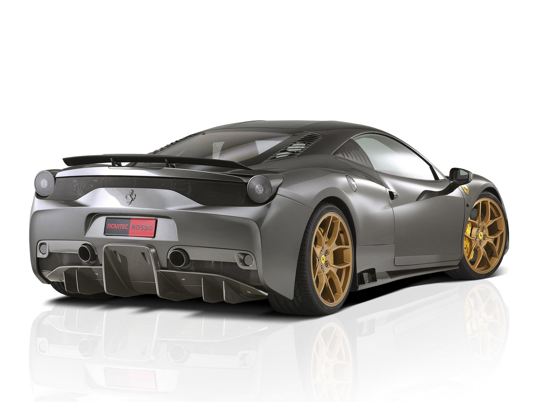 Ferrari 458 Speciale 2014 - Novitec
