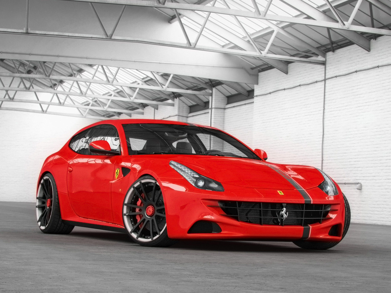 2014 Ferrari La Famiglia Fiwe FF - Wheelsandmore