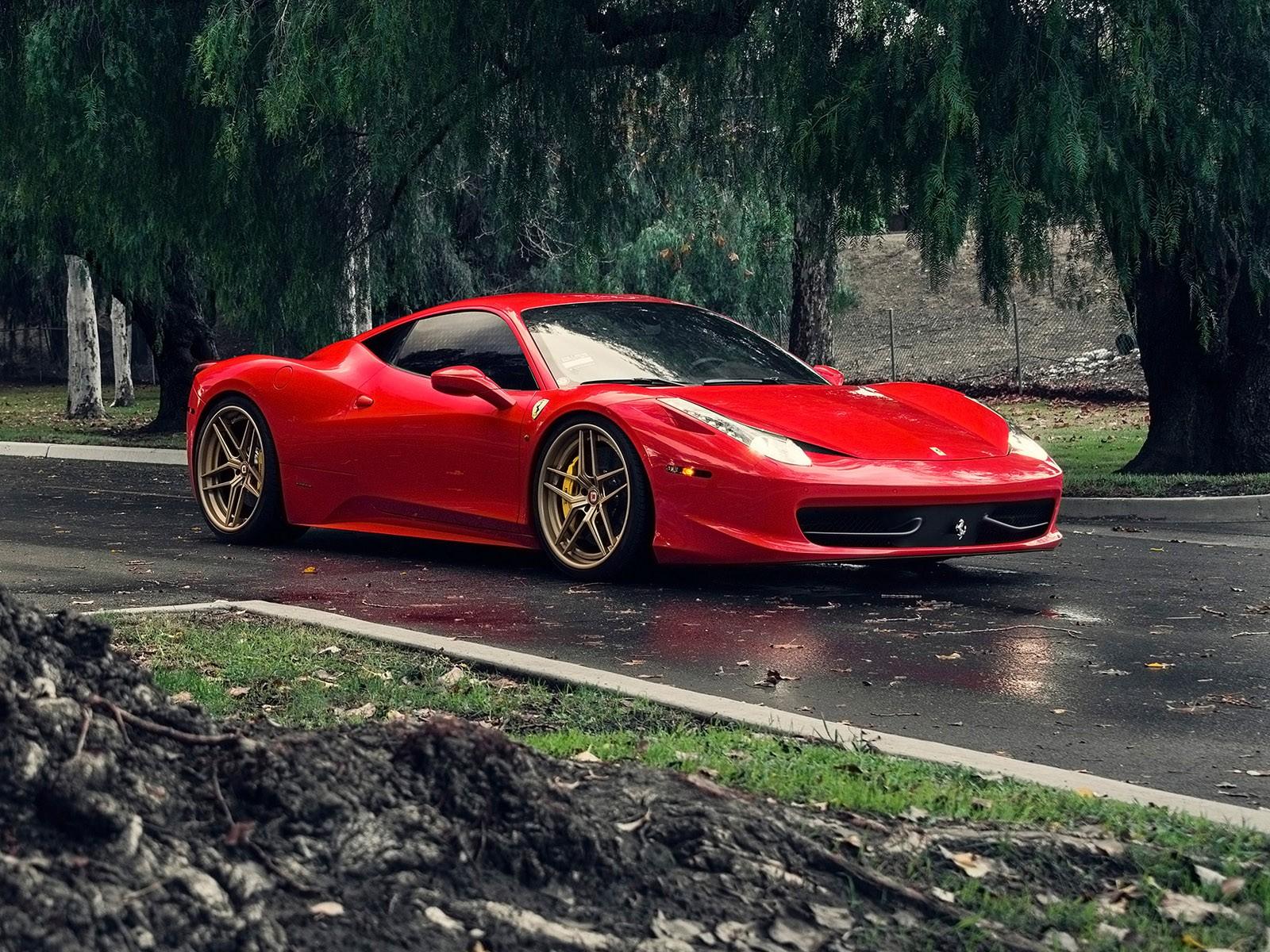 2015 Ferrari 458 Italia - Klassen ID