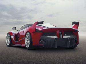 Ferrari LaFerrari FXX K 2015