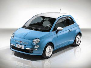 Fiat 500 Vintage 57 2015