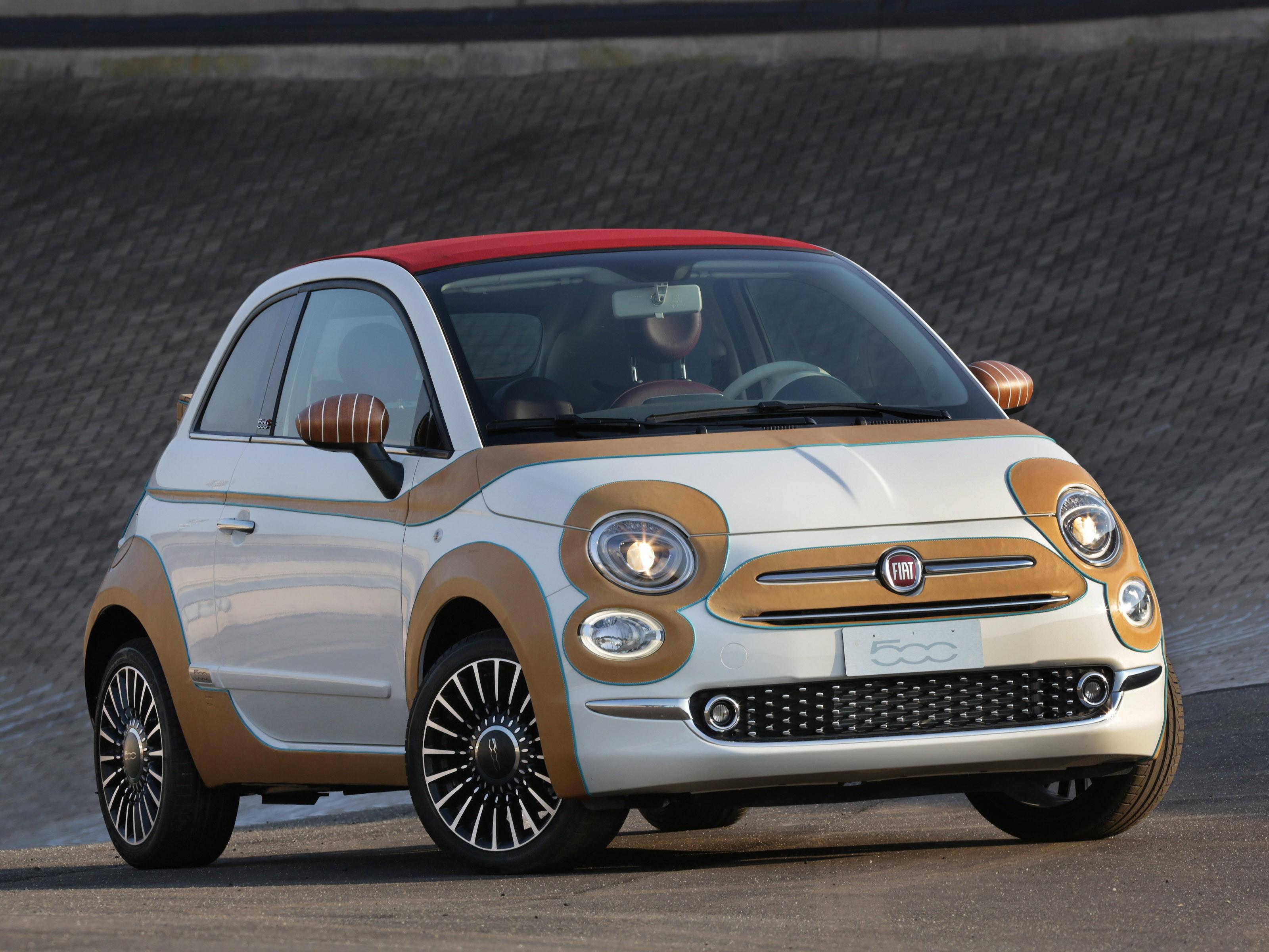 Fiat 500C I Defend Gala 2015