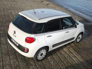 Fiat 500 Petit Bateau 2015