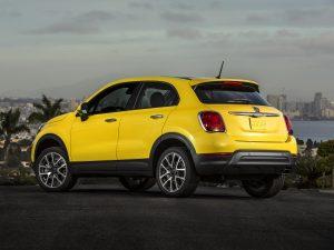 Fiat 500X Trekking 2015