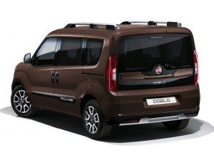 Fiat Doblo Trekking 2015
