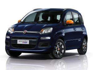 Fiat Panda Kway 2015