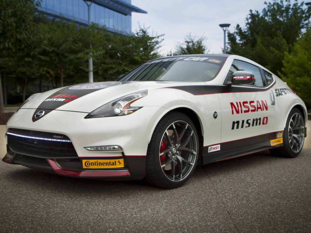 2015 Nismo Nissan 370z Safety Car