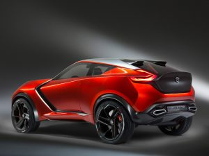 Nissan Gripz Concept 2015