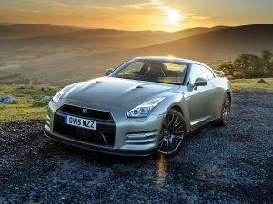 Nissan GTR 45th Anniversary R35 UK 2015