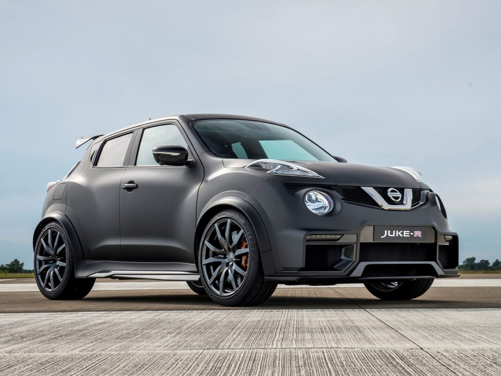 2015 Nissan Juke R 2-0 Concept YF15