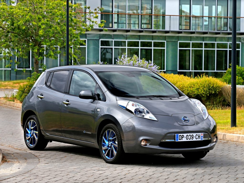 2015 Nissan Leaf Design Edition
