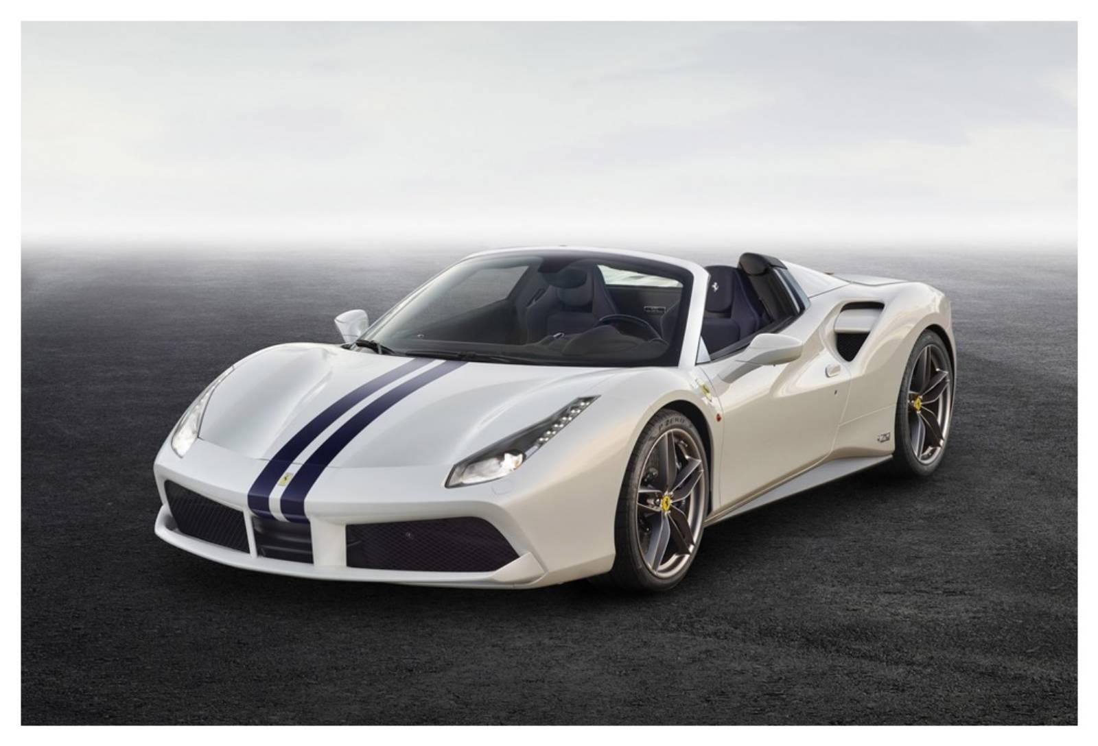 """2016 Ferrari 488 Spider """"Tailor Made"""""""