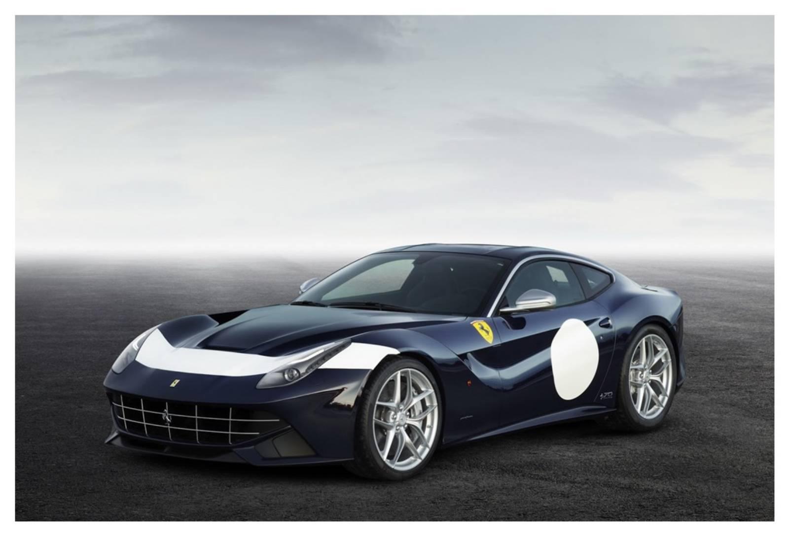 "Ferrari F12berlinetta ""The Stirling"" 2016"