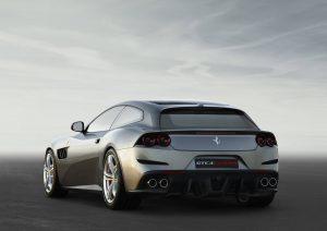 Ferrari GTC4 Lusso 2016