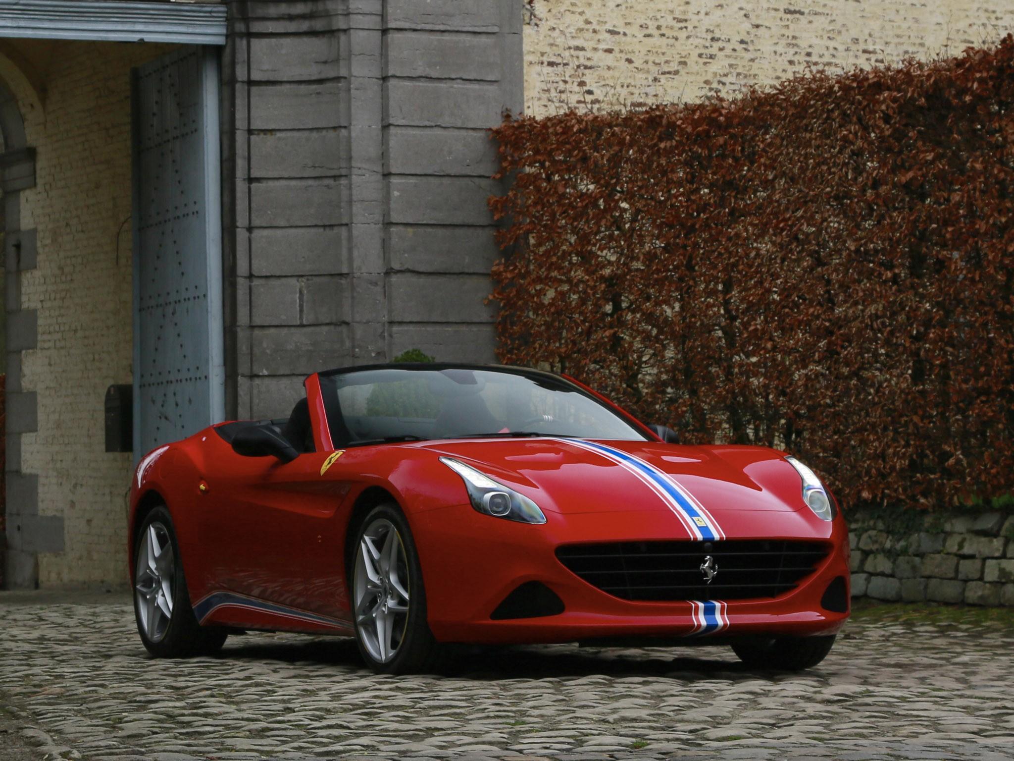 2016 Ferrari California T - Tailor Made - 24 Heures Spa