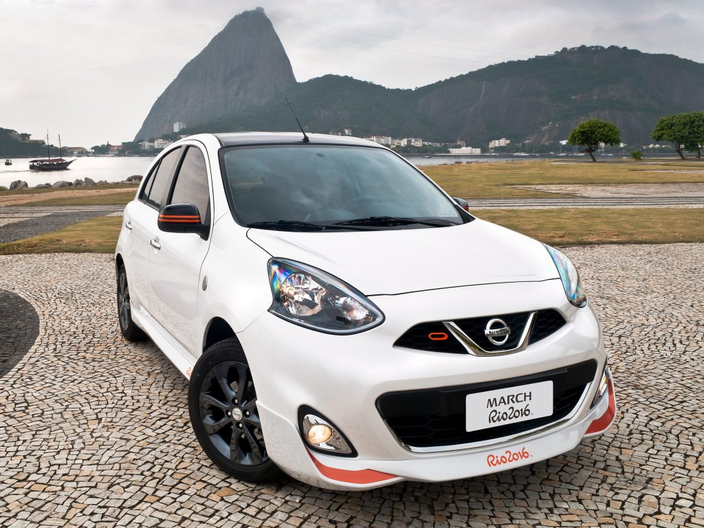 2016 Nissan March Rio
