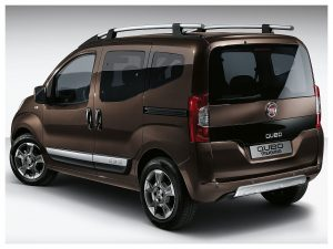 Fiat Qubo Trekking 2017