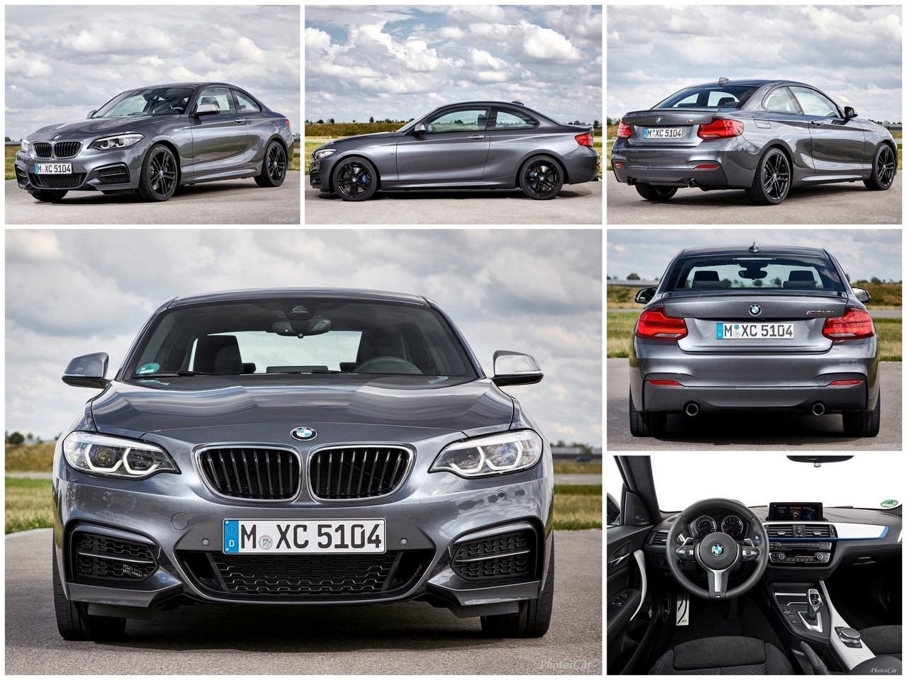 2018 BMW Serie 2 240i Coupe