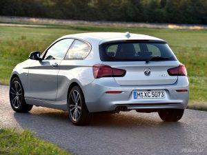 BMW 1 Series 3 door 2018