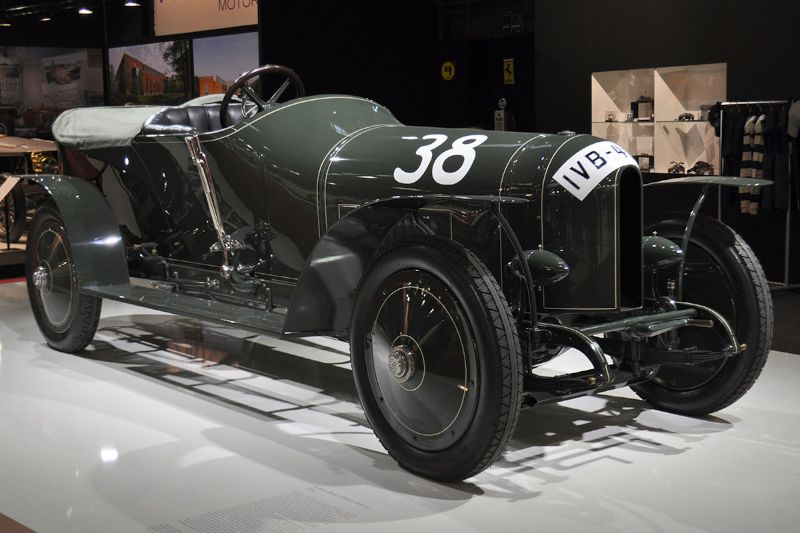 "Benz ""Prince Henri"" - 1910 - Retromobile 2013"
