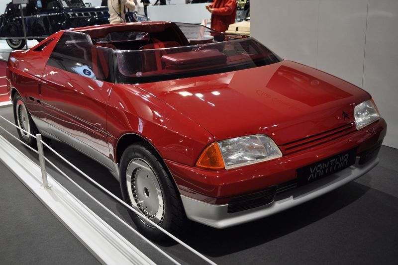 Citroën Xanthia - 1986 - Retromobile 2013