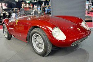 Ferrari Mondial - 1954