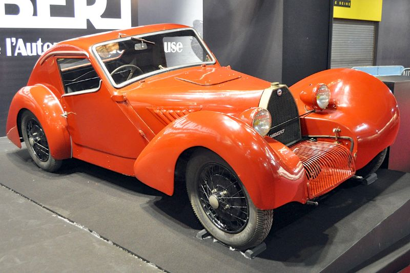 Lambert Coupe - 1948 - Retromobile 2013