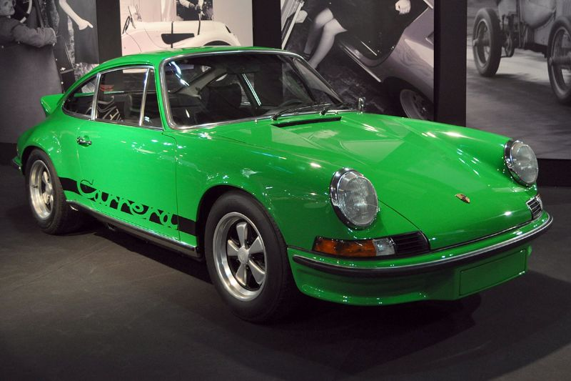 Porsche 2.7 RS Carrera Touring - 1972