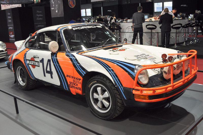 "Porsche 911 SC ""Safari"" - 1978"