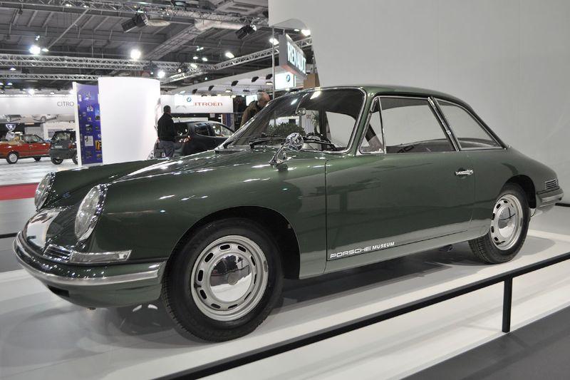 """Porsche Type 754 """"T7"""" - 1959"""