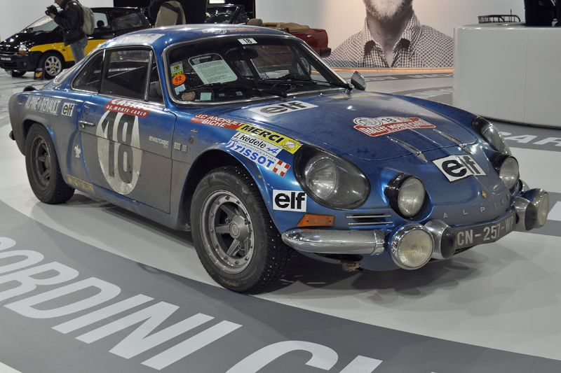 Renault Alpine A110- 1971