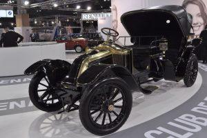 "Renault Type DG ""Victoria Rotschild"" - 1913"