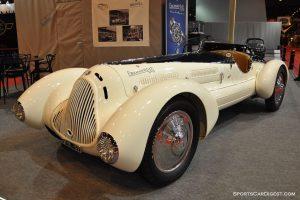 Alfa Romeo 6C 1750 GS Zagato Aprile - 1931 (Lopresto Collection) - Retromobile 2015