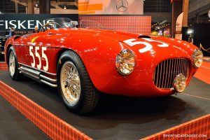 Ferrari 212 Export Barchetta – 1951 - Retromobile 2015