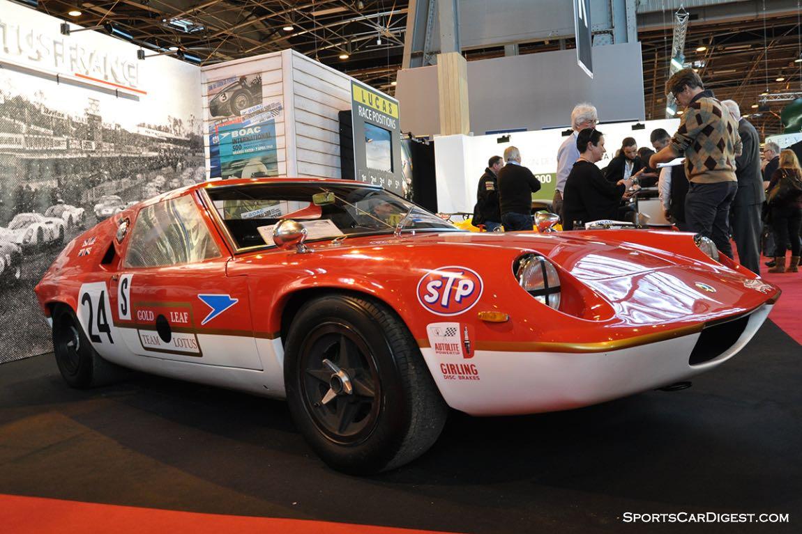 Lotus 47 – 1967 - Retromobile 2015