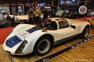 Porsche 906 Carrera 6 – 1967 - Retromobile 2015