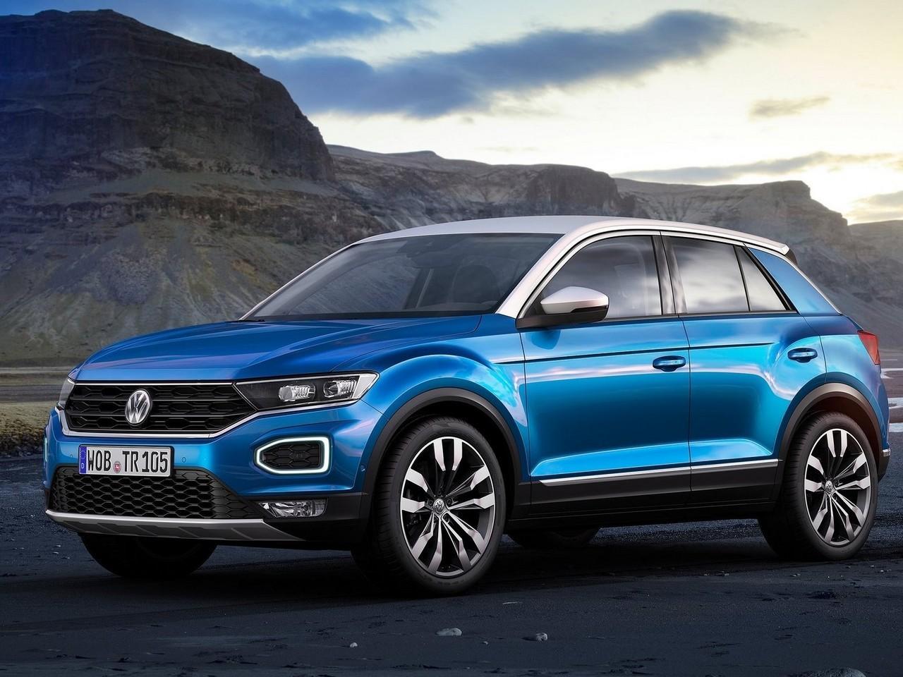 Volkswagen T-Roc 2018 : Le SUV très sportif
