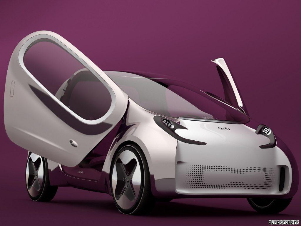 2010 Kia Pop Concept