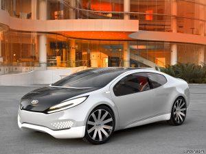 2010 Kia Ray Plugin Hybrid Concept