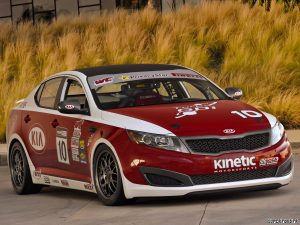 Kia Optima SX World Challenge GTS Race-car 2011