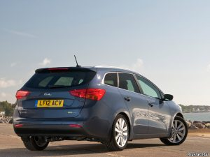2012 Kia Ceed Sportwagon UK